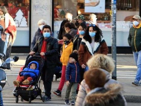 Coronavirus, l'amaro primato della Sicilia: unica regione rossa e indice di contagio in aumento