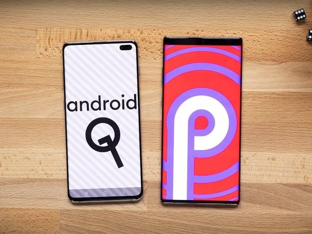 Novità Android 10 su Galaxy S10: cosa cambia?