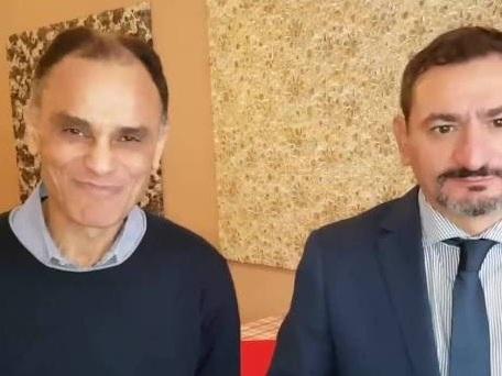 Gianfranco Amato si allea con Cristiano Magdi Allam