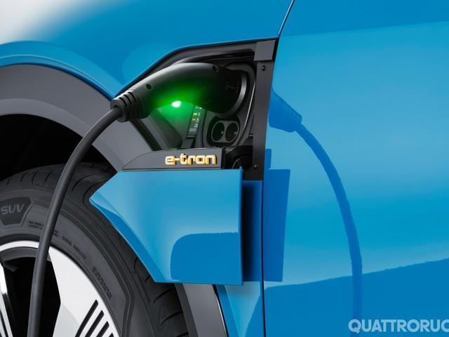 Audi - Entro il 2025 emissioni ridotte del 30%