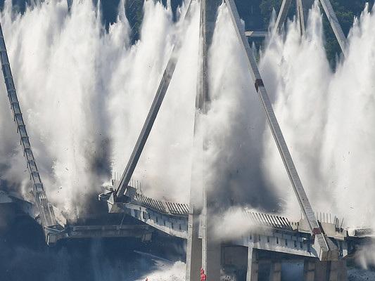 La tragedia del Ponte Morandi, un anno dopo