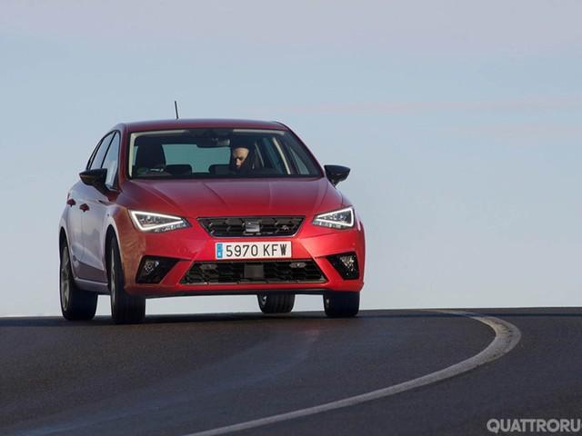 Seat Ibiza - Al volante della Xcellence 1.0 TGI