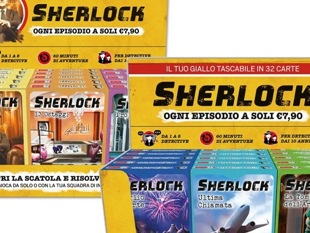 [Recensione] Sherlock (serie 1 + serie 2)