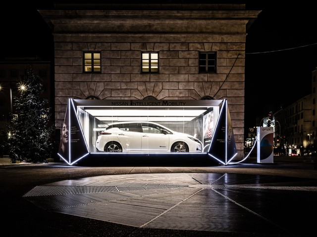 Presentazione nuova Nissan Leaf