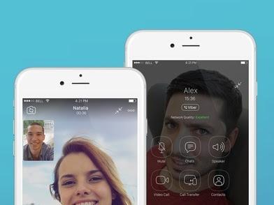 Viber Messenger si aggiorna alla vers 7.9.9