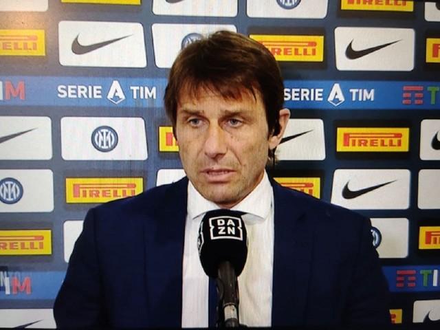 """Inter-Sassuolo, Conte: """"Ora il pallone pesa. Bel gioco? Andremo a fare il lifting"""""""