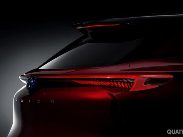 Buick Enspire - La Suv elettrica debutterà in Cina