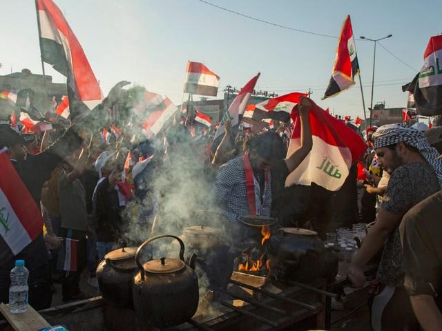 """Per l'Irak è il giorno più sanguinoso """"Ora le teste di cuoio contro i disordini"""""""