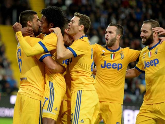 Juventus più forte dell'inferiorità numerica: un'ora in 10 contro l'Udinese, finisce 6-2