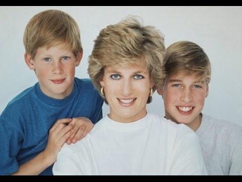 Royal Family, le foto segrete di Lady Diana