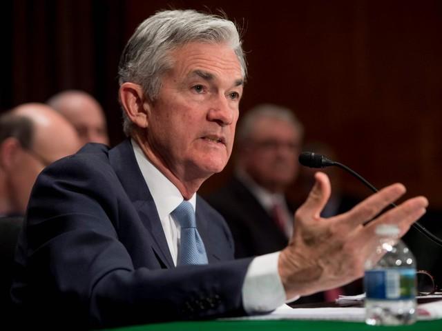 """Fed, Powell: """"Difficile una piena occupazione entro l'anno"""""""