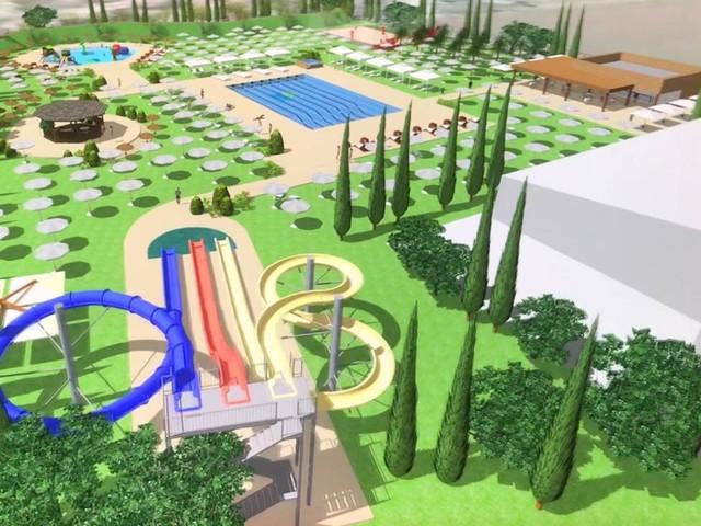 """Parco acquatico a Bastia, la giunta alla Lega: """"Polemiche sterili"""""""