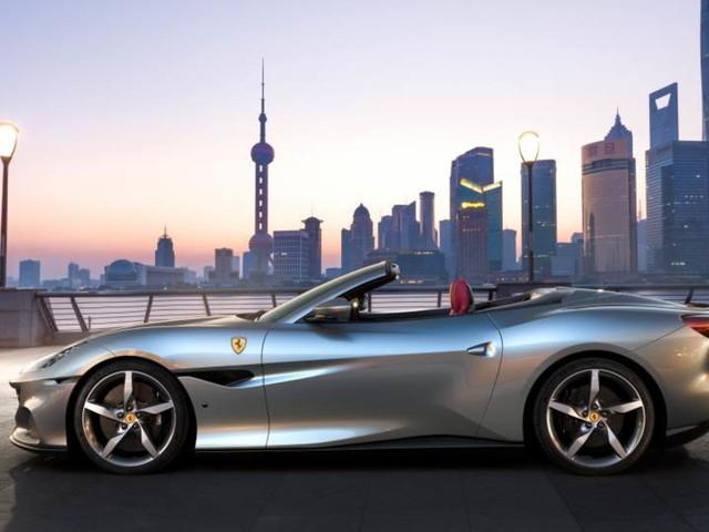 Ferrari presenta la Portofino M