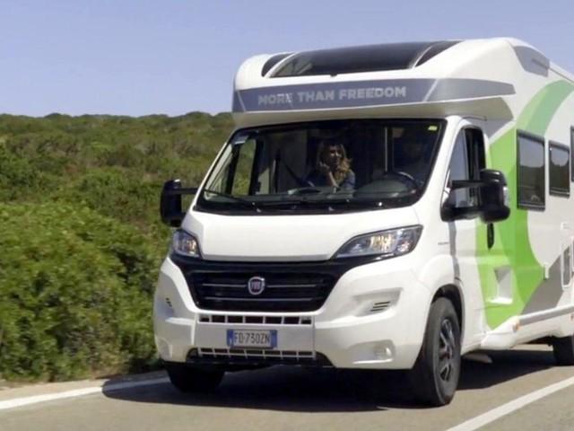 Fiat Ducato Camper, vacanze con una marcia in più