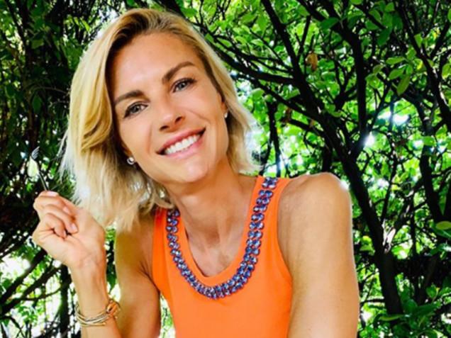 Martina Colombari vittima di body shaming per via del suo fisico tonico e snello