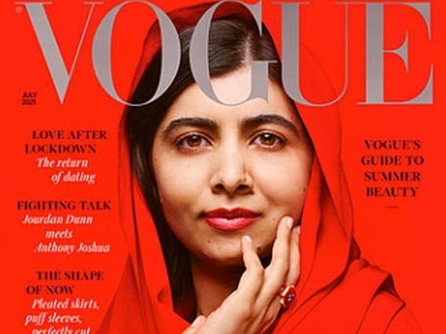 Malala Yousafzai sulla copertina di Vogue: «Ogni ragazza può cambiare il mondo. Il velo non è un segno di oppressione»