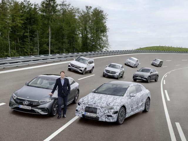 Mercedes-Benz: entro il 2025 tutte le architetture saranno elettriche