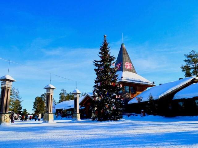 Vinci un viaggio a Rovaniemi da Babbo Natale, in Lapponia