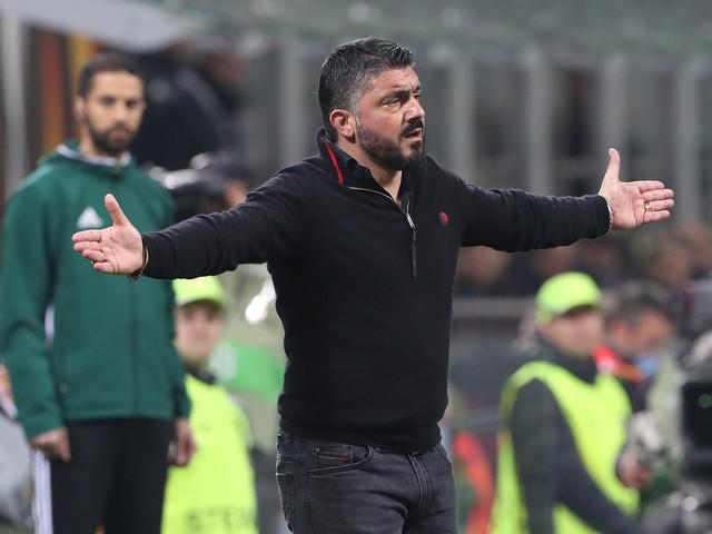 Milan, l'addio di Rino Gattuso