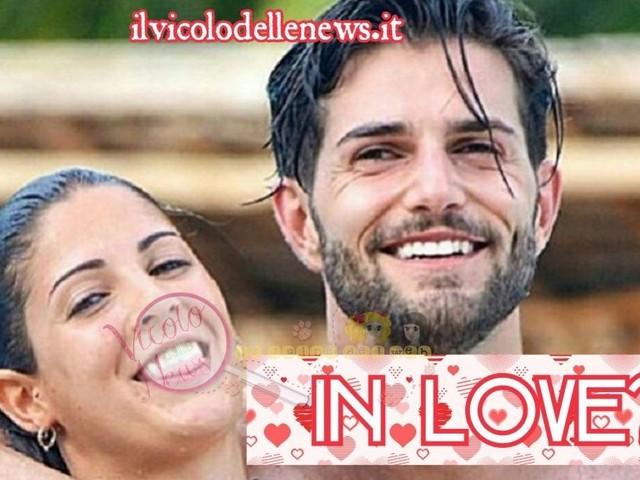 Uomini e Donne, Andrea Melchiorre e Martina Luchena sempre più vicini: la foto e il like che fanno sognare ad occhi aperti i fan