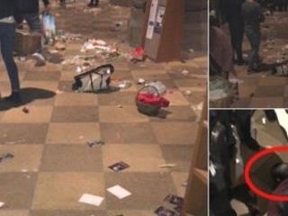 Entra in chiesa lanciando sassi e fuochi d'artificio e urlando 'Allah Akbar', 24 feriti nella calca