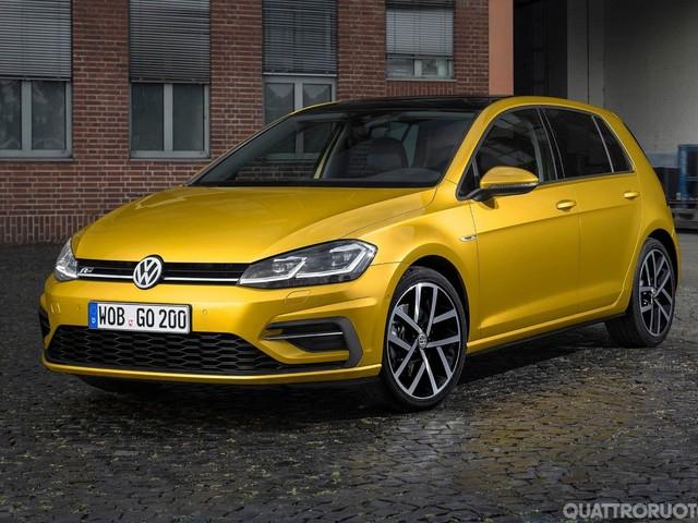 Volkswagen Golf - Doppio porte aperte a fine marzo
