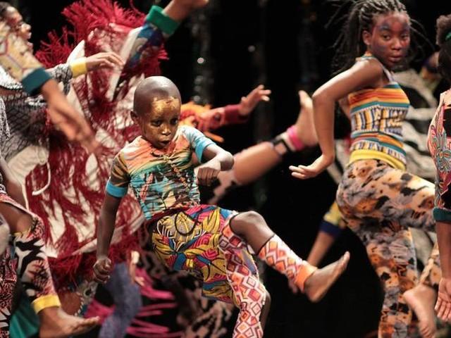 La danza del futuro nel ghetto sudafricano