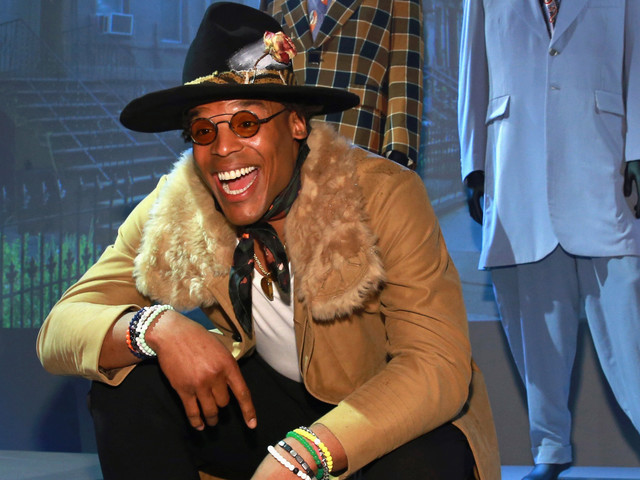 Cam Newton Promises His Swag Will Remain 'Immaculate' Despite Cold New England Weather
