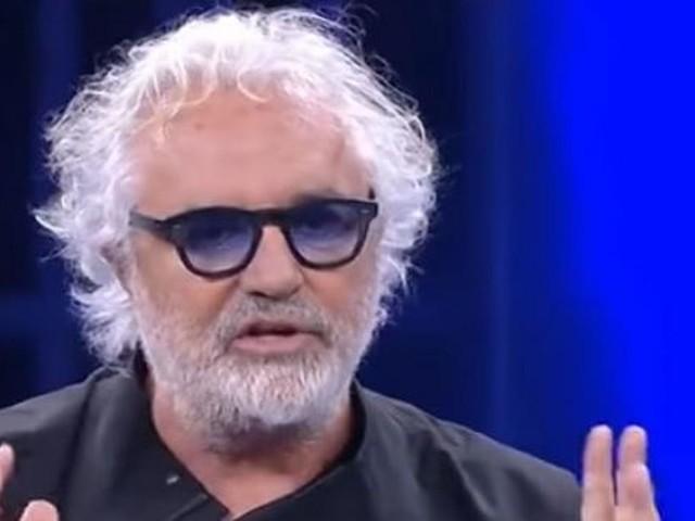 Briatore: 'L'Italia non ama i ricchi, il reddito di cittadinanza è una ca...'