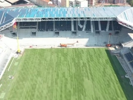 Conto alla rovescia per lo stadio «Il 6 ottobre pronta la nuova Nord»