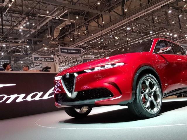 Novità Alfa Romeo 2019 2020: Stelvio, Tonale e Giulia PHEV