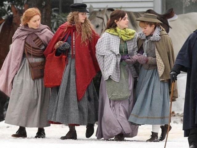 Piccole Donne a Natale nei cinema: Saoirse Ronan è Jo, unmodello femminile ancora attuale