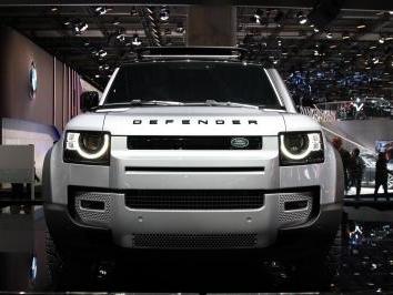 Land Rover, la nuova Defender a Francoforte 2019