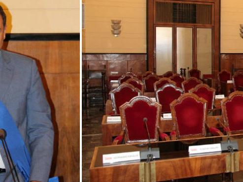 Provincia: Signoroni sta valutando le dimissioni. Nuove elezioni entro gennaio?