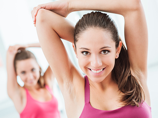 Sport e ciclo: in quei giorni puoi fare attività fisica