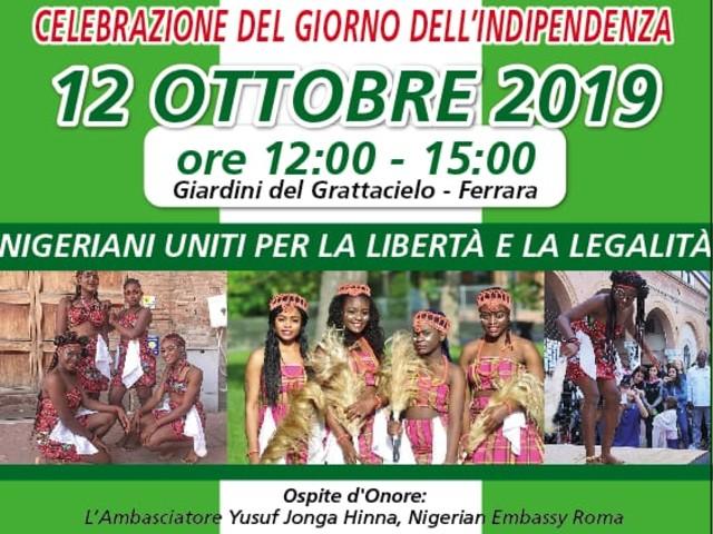 Una giornata al grattacielo per celebrare l'indipendenza nigeriana