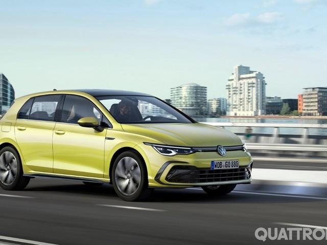 Volkswagen - Tutte le novità della Golf 8 - VIDEO