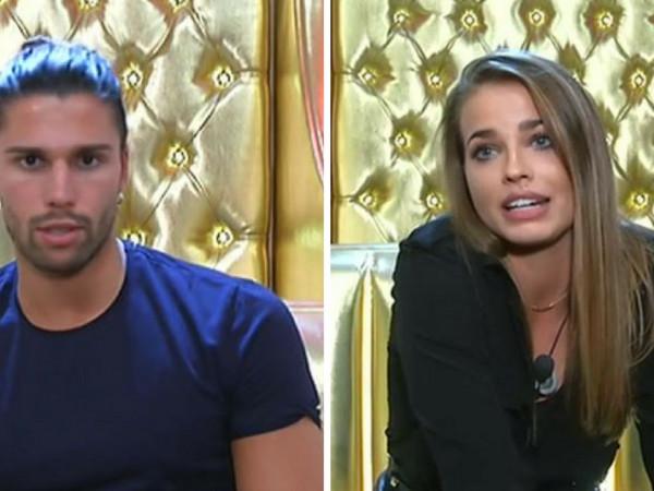 Ivana Mrazova e Luca Onestini: è scoppiato l'amore tra i due ex concorrenti del Grande Fratello Vip?