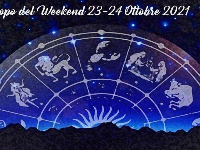 L'oroscopo del week-end 23 e 24 ottobre: Scorpione discreto, Luna infastidisce Sagittario