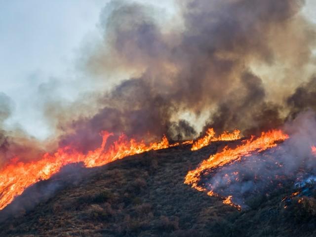 Gli incendi che devastano l'Indonesia visti da Copernicus