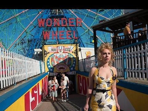Wonder Wheel, sapore di sale alla Allen