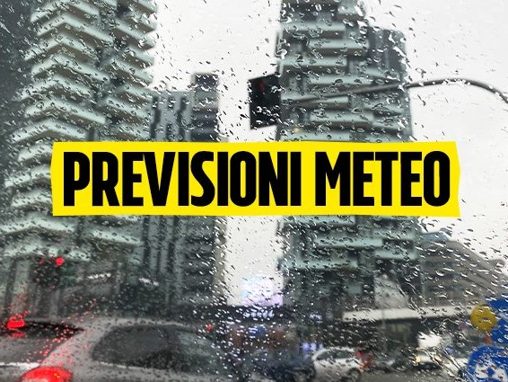 Previsioni meteo Milano 15 ottobre: nuvole e pioggia per tutta la giornata, massime in calo