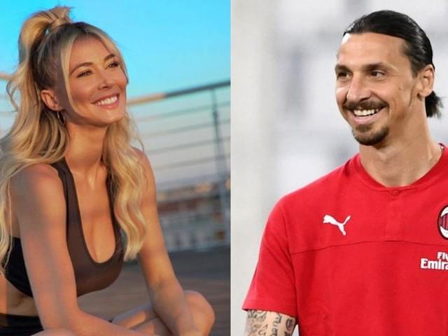 La Leotta in compagnia del famoso calciatore a San Silvestro: i dettagli