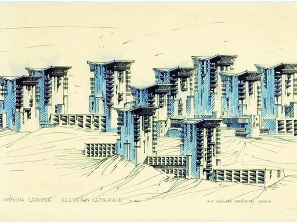 L'universo domestico di Le Corbusier. Fra le torri svizzere