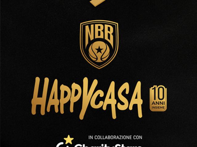 Happy Casa Brindisi-VL Pesaro 93-83 Basket maschile serie A, ventiduesima giornata