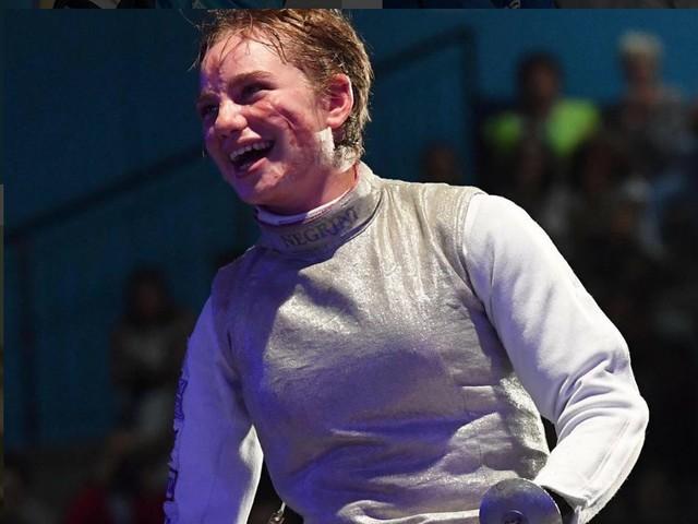 Bebe Vio vince per la quarta volta consecutiva la Coppa del Mondo di Fioretto