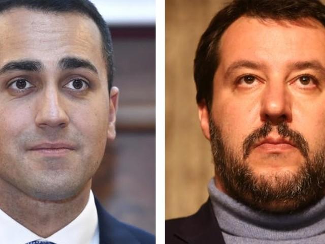 Luigi Di Maio e Matteo Salvini continuano a giocare di sponda in vista delle consultazioni