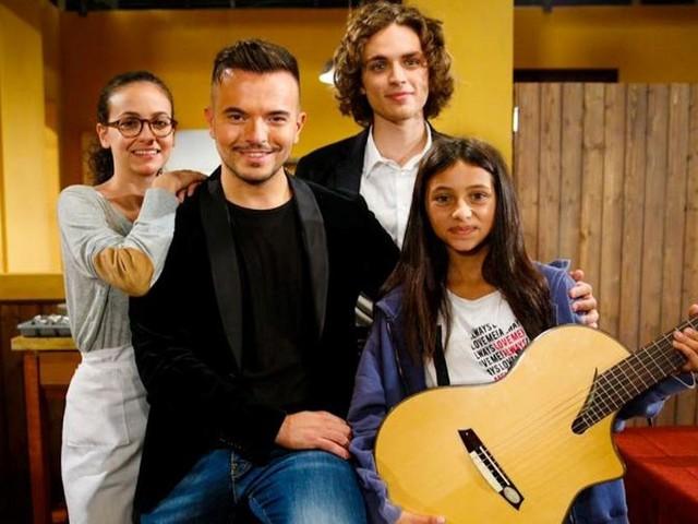 Upas, trame dal 25 al 29 novembre: Andrea Sannino canta al Vulcano