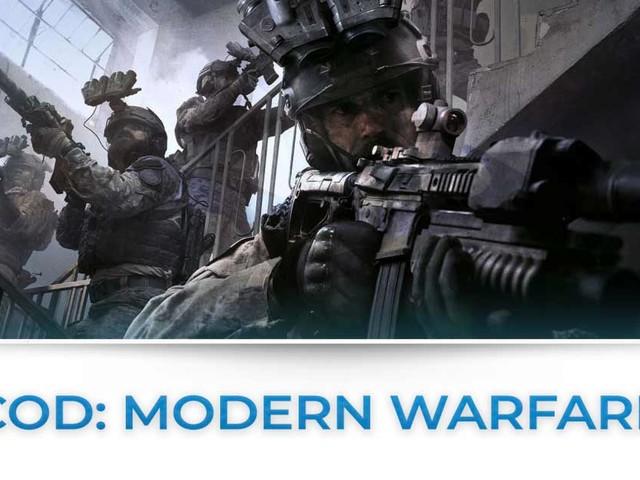 COD : Modern Warfare : Tutte le news