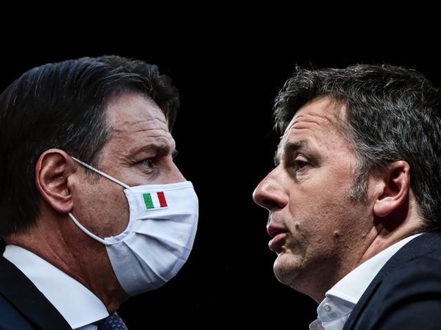 """""""Il governo Conte non può affrontare la tragedia in corso"""". dice Renzi"""
